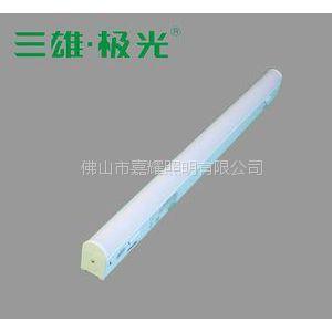 三雄极光亮恒系列LED支架 PAK410134 三雄极光30W/1.2米一体化LED支架