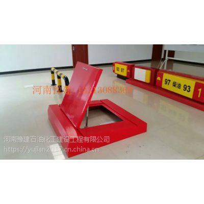 河南豫建订制出售加油站方形(弧形)操作井盖