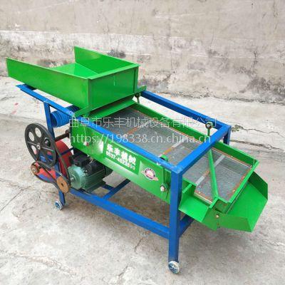 粮食作物筛选机械 谷物清选除杂机 小型粮食筛选机