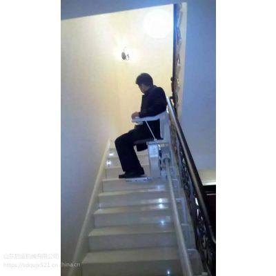 六盘水市 室外家用电梯 社区疗养院老年人专用楼梯座椅电梯 启运榆林市品牌供应