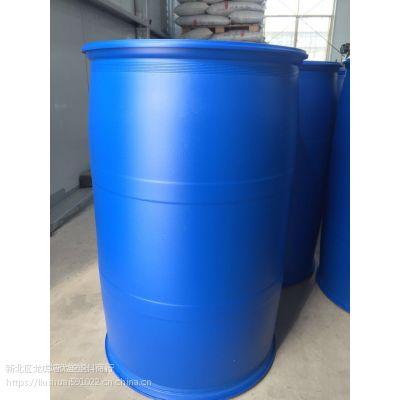 菏泽地区 200升塑料桶 耐酸碱耐腐蚀包装桶 化工桶