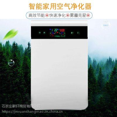 【厂家批发】家用负离子空气净化器除甲醛商务礼品
