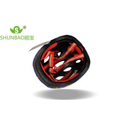 厂家直销 新款彩色运动护具 轮滑滑板骑行头盔 自行车山地车头盔