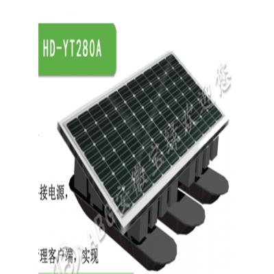 安徽宝绿供应太阳能循环复氧机,水体净化装置,河道治理