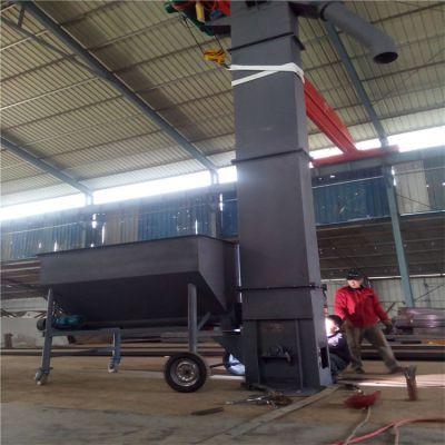 水泥砂浆斗式提升机价格大提升量 丽水TD皮带斗式提升机图片制造厂家