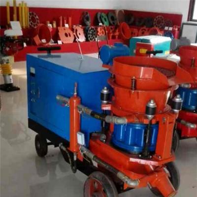 中拓喷浆机自动上料喷浆机矿用安全便捷
