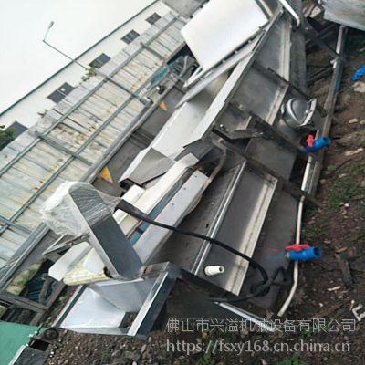 霖森大型流水线洗碗机 内宽840 餐具消毒洗碗机 餐具消毒设备