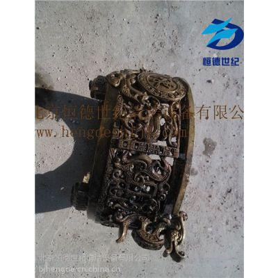 高压水铸件清沙 高压清洗机生产厂家 北京恒德世纪HD5022