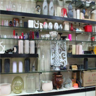 化妆品瓶盖喷漆机 鹏鲲厂家直销化妆品瓶盖喷漆机