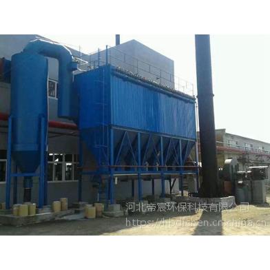 除尘器厂家帝宸环保论高炉煤气车间是怎样利用单机除尘器做废气处理的