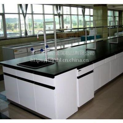 西安厂家直销实验台钢木实验台 中央边台 定制直销批发报价