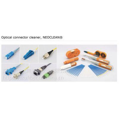 供应 NTT AT 光纤端面清洁笔 清洁盒