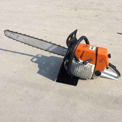 带土球小型起树机 汽油挖树机 带土坨起树机