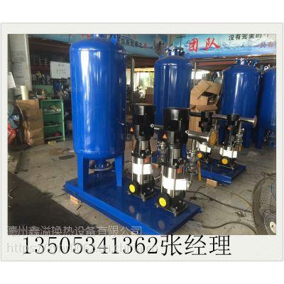 高低区变频供水设备 多功能实时控制供水设备 配件