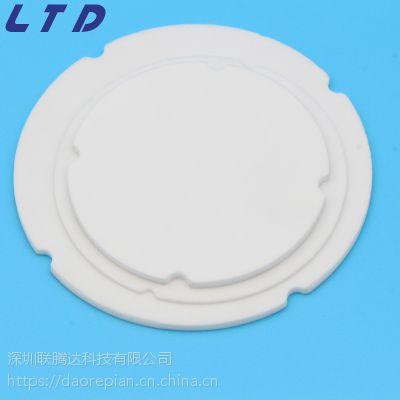 电焊机IGBT散热陶瓷片 电源模块散热陶瓷片 高导热氧化铝陶瓷片