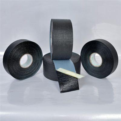 销售迈强牌 1.00mm厚 加强级 黑色 聚丙烯胶粘带