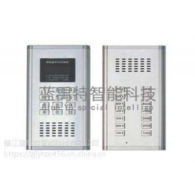 楼宇对讲系统、镇江蓝禹特智能、楼宇对讲系统安装公司