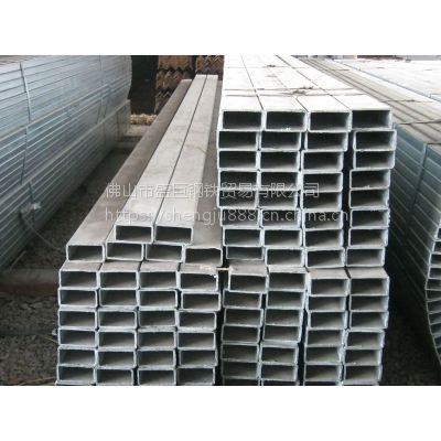 Q345镀锌方管、惠州镀锌矩管、盛巨钢铁热镀方矩管