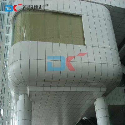 海南商场室内喷粉铝单板/外墙2.5mm冲孔雕刻铝单板厂家直销