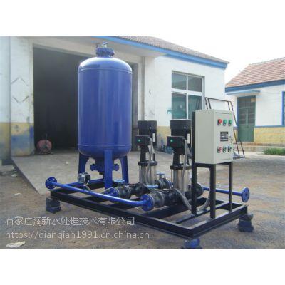 定压补水设备 稳压供水装置 石家庄润新厂家直销 全国可发货