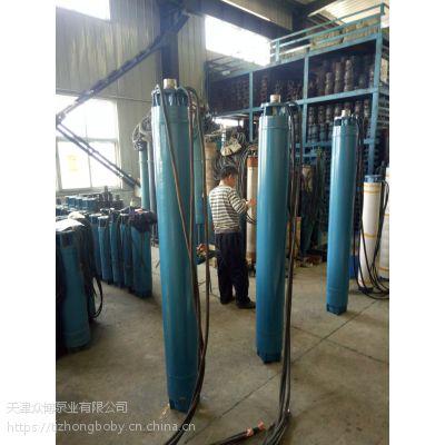 深井泵,热水井用潜水泵,耐高温热水深井泵选型