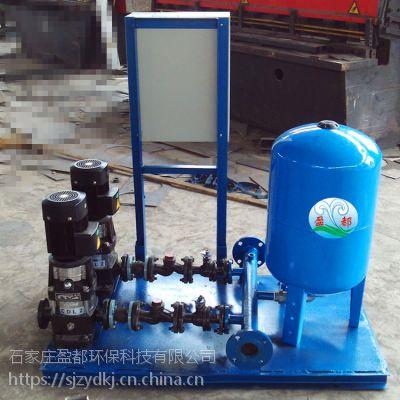 湖州定压补水脱气装置型号