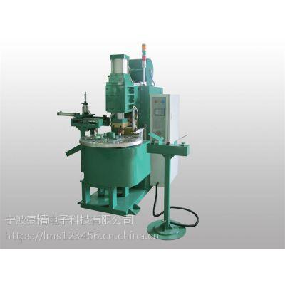 供应豪精六工位自动转盘中频点焊机