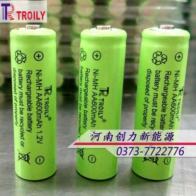 太阳能应急灯景观灯串用电池 可充电电池 aa 5号600毫安