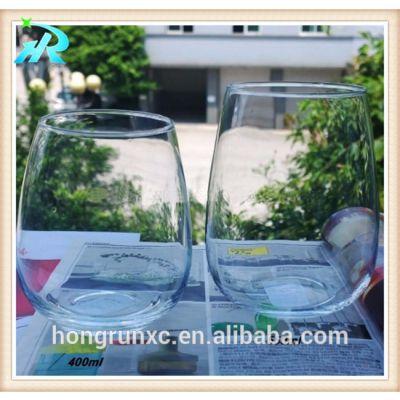 供应Tritan塑料酒杯 厚底塑料酒杯