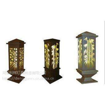 草坪灯——突显城市亮点,演绎亮丽风格河北利祥厂