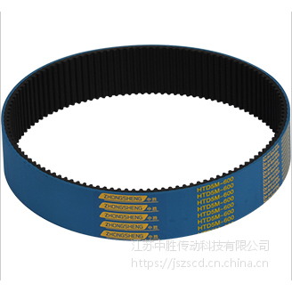 圆弧HTD 8M-2800 8M-2816 8M-2840 8M-2984 8M-3048橡胶同步带