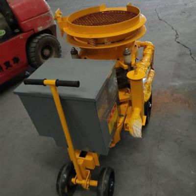 一林机械厂家直销建筑机械6立方矿用喷浆机