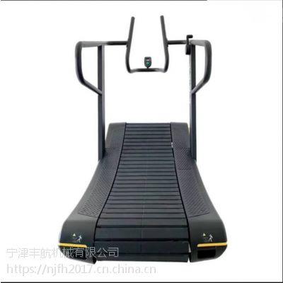 新款自动力跑步机无动力有氧跑步机无需用电跑步机