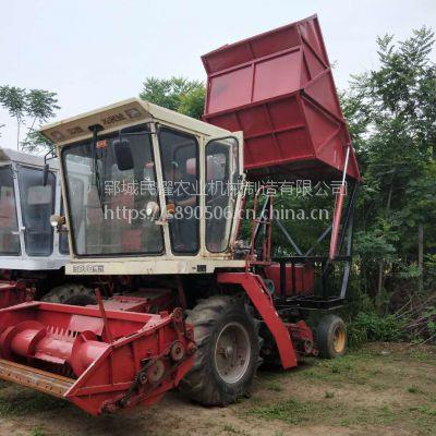 民耀机械销售玉米秸秆收割机 自走式青储粉碎回收机 等等其他农业用