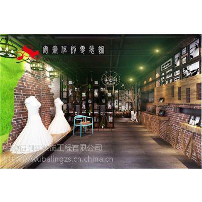 合肥影楼装修婚纱摄影店装修 现代化的简约设计