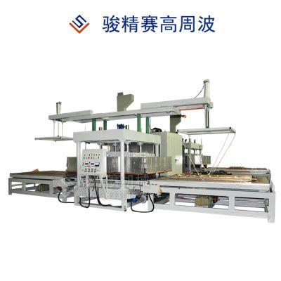 医用床垫高频设备 大功率充气床垫高频热合机 150KW大型床垫生产设备