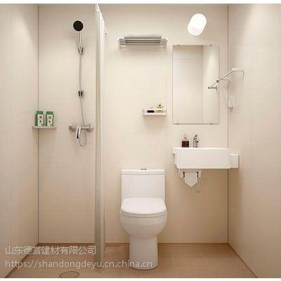 厂家供应SMC酒店宾馆整体卫浴