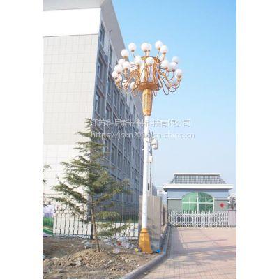 咸阳广场特色中华灯 榆林工厂门口10米中华灯 科尼星普通单臂8米路灯
