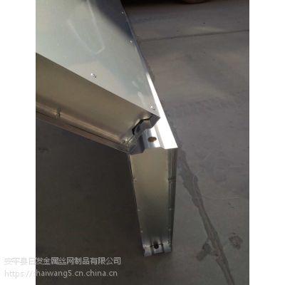 上下插接式内填离心玻璃棉无纺布声屏障隔音降噪效果强