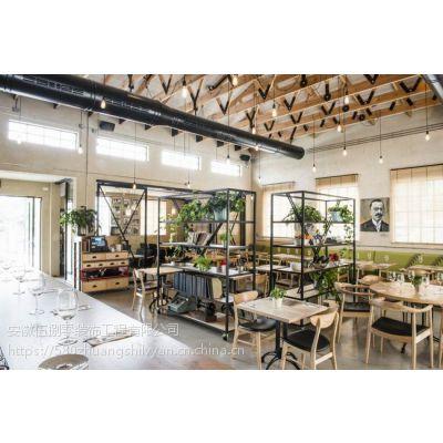 合肥咖啡馆装修 咖啡厅设计 彰显品味的装修设计