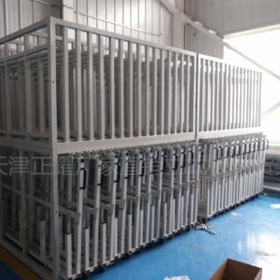 萍乡钢板存放架 立式板材架子