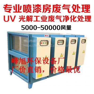 佛山环保设备厂家 UV光解处理器 光氧催化废气处理光解除臭设备佛山厂家直销