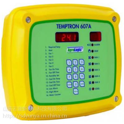 以色列进口环境控制器Temptron 607A肉鸡蛋鸡养殖设备环控器