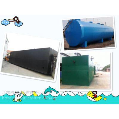 乡镇屠宰厂污水处理设备