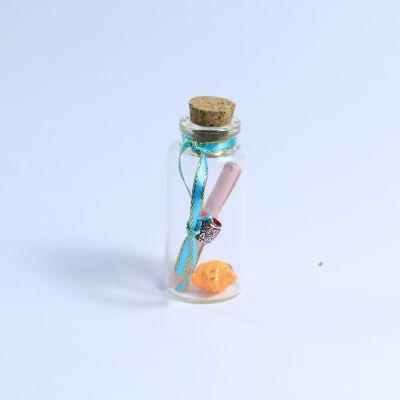供应订制批发许愿瓶 226212手工制作DIY用品玻璃瓶