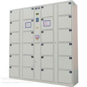甘肃兰州超市商场定制密码式刷卡式指纹式电子存包柜