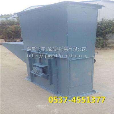 兴亚供应垂直上料机厂家 小麦垂直喂料机 晋州干粉斗式提升机
