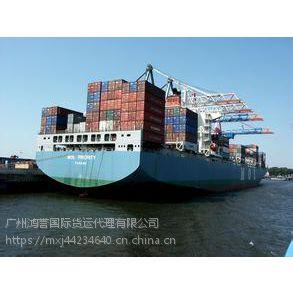广州港海运到印尼专线广州港到印尼物流公司—双清关门到门