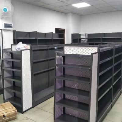 东莞市JB仓库货架糖果盒堆头柜烟酒柜收银台
