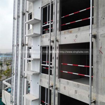 佛山 建筑铝模板铝板材厂家 兴发铝业 可定制 提供设计方案
